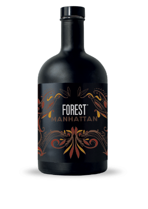 Forest Gin Manhattan
